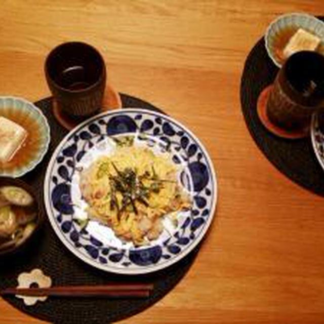 節約晩ごはん☆切り干し大根の煮物リメイク