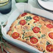 グリラーで作ろう!ホットケーキミックスで簡単「ケークサレ&抹茶パウンドケーキ」