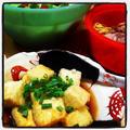 麺つゆで簡単!自慢のコロコロ揚げだし豆腐
