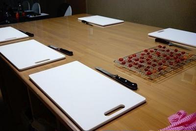 【10月フランス料理クラスレッスンレポ】全日終了しました