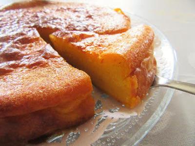 クリチ不使用で濃厚♡南瓜のチーズケーキ/ハロウィンにも♪
