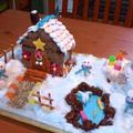 『 お菓子の家 』 をつくりました  (。◕‿◕*✡)