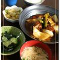 肉団子と白菜の甘酢炒め