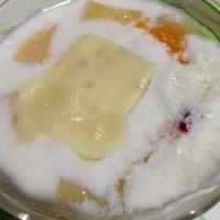 小岩井の生乳100%ヨーグルトでホットチーズヨーグル☆レシピブログ