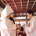 2019秋の京都で挙式☆上賀茂神社の紅葉にウットリ。。。