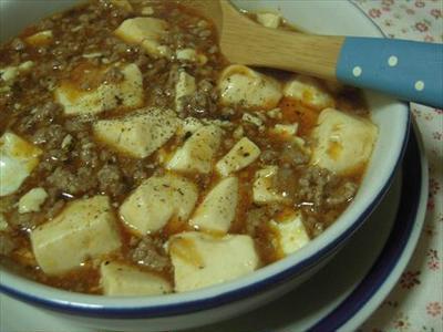 麻婆豆腐・作り方を分かりやすく画像付きレシピ
