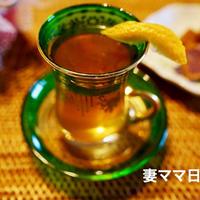 「シナモン黒糖湯」でリラックス♪ Brown Suger Drink with Cinnamon