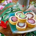 簡単!食パンと市販の三色団子で作る~春の和菓子