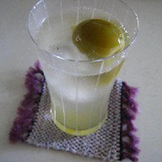 青梅ジュース