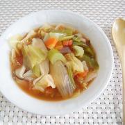 脂肪燃焼ダイエットスープ。メラメラー☆
