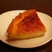 ベイクドいちじくケーキ
