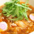 豚キムチラーメン レシピ 金環日食 by chococoさん