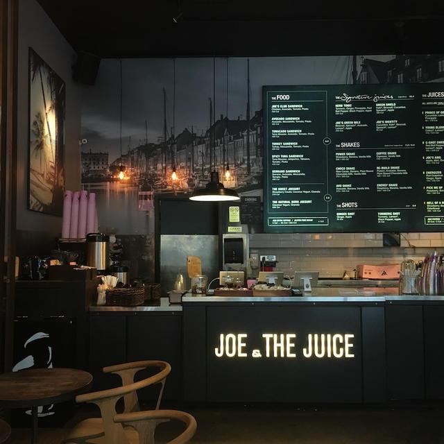 フレッシュな野菜ジュースが飲みたくなったら「JOE & THE JUICE」