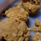 マクロビジンジャークッキー