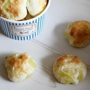 【簡単!!材料4つ!!トースターde】HMであっという間!パインのソフトクッキー