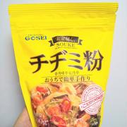 実食☆GOSEIの太っ腹イベントのチヂミ粉