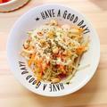 【糖質制限】ダイエットレシピ☆もやしと大豆の粉チーズ和え
