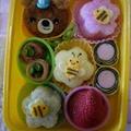 キャラ弁&普通弁当☆掲載【サバの味噌煮缶でオニオンサラダ】 by とまとママさん
