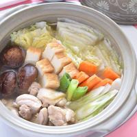『あっさり鶏鍋』シメまでおいしい創味シャンタン鍋レシピ レシピブログアワード2017