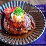 ♡甘辛おろしハンバーグ♡【#簡単レシピ#ひき肉#和風#時短#節約】