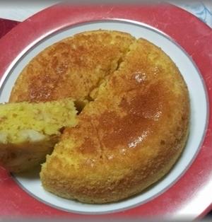 """炊飯器で作る""""アップルパン"""""""