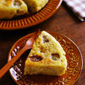 ホットケーキミックスとフライパンde簡単バナナケーキ【クックパッドアンバサダー2021】【レシピ2072】