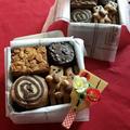 お年賀に・・手作りクッキー缶♡