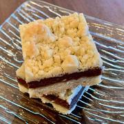 チョコレートチーズケーキショートブレッドバー