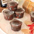 バレンタインのお菓子♪簡単!!冷めても美味しいフォンダンショコラ