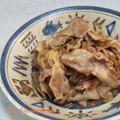 【男飯・中高生男子向け】春休みの作り置きに、伝説のすた丼屋のタレを使って『簡単すた丼』を作ってみた~。
