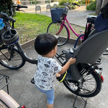ようやく電動自転車を購入!