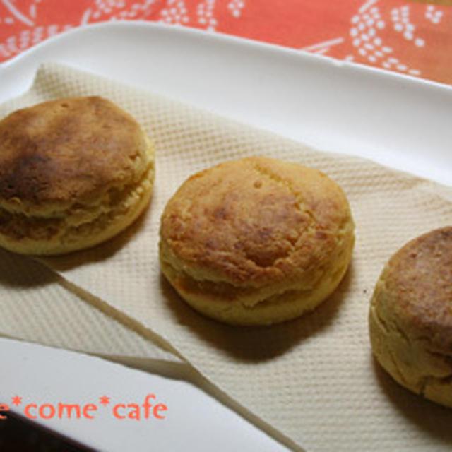 米粉スコーン週間4日目☆豆腐スコーンとおからスコーン