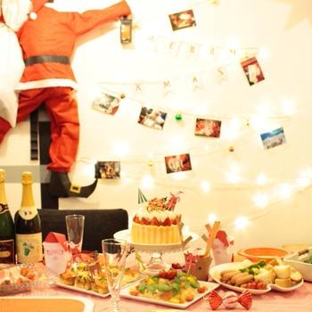 クリスマスパーティー2015