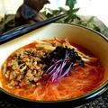 チゲ春雨スープ