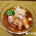 『ヤマキだし部』鶏そば♪ Chicken Buckwheat Noodle