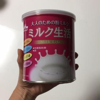 モラタメ☆森永乳業 ミルク生活 300g