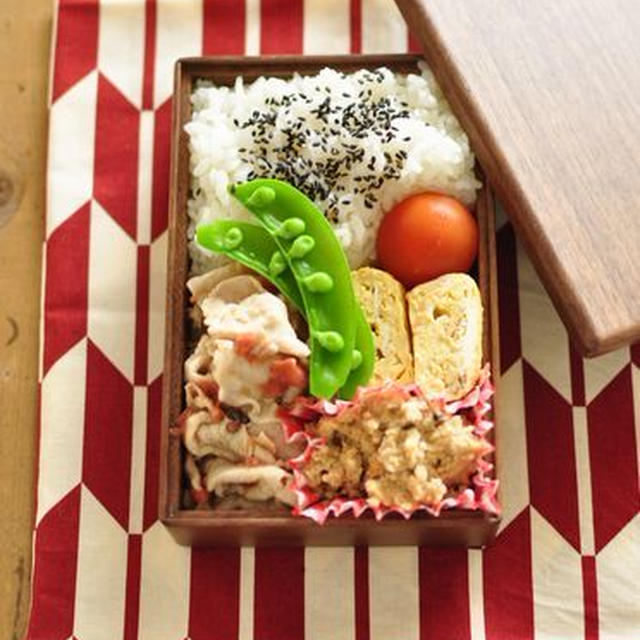 ≪レシピ≫大根と豚肉のおかか醤油炒めと、お弁当にまつわるコラム