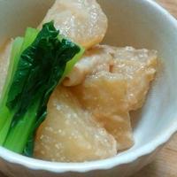 冬瓜と豚バラ肉の味噌炒り煮