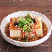 サブからメインまでおまかせ!カニカマ&豆腐のリーズナブルおかず