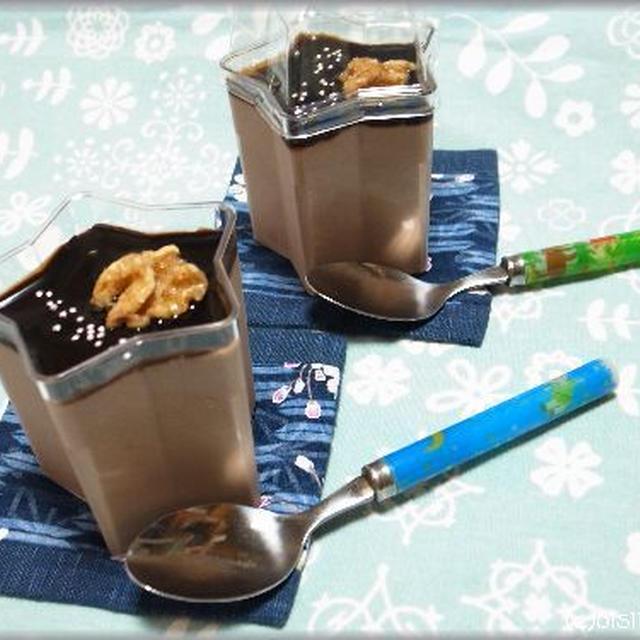 濃厚!!チョコレートムース。。。と、不具合?(´・д・`)?