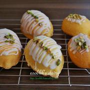 【スイーツづくり】レモンケーキと悩ましいラッピングの話/Lemon Cake