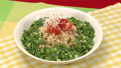 ダイエット用「汁なしこんにゃく担々麺」のレシピメモ