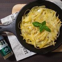 ♪スパイスでお料理上手♡マジョラム香るポテチーズ