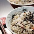 春の薬膳 ~梅香るゆりねとひじきの炊き込みご飯。(レシピ) by 薬膳料理研究家ゆりぽむさん