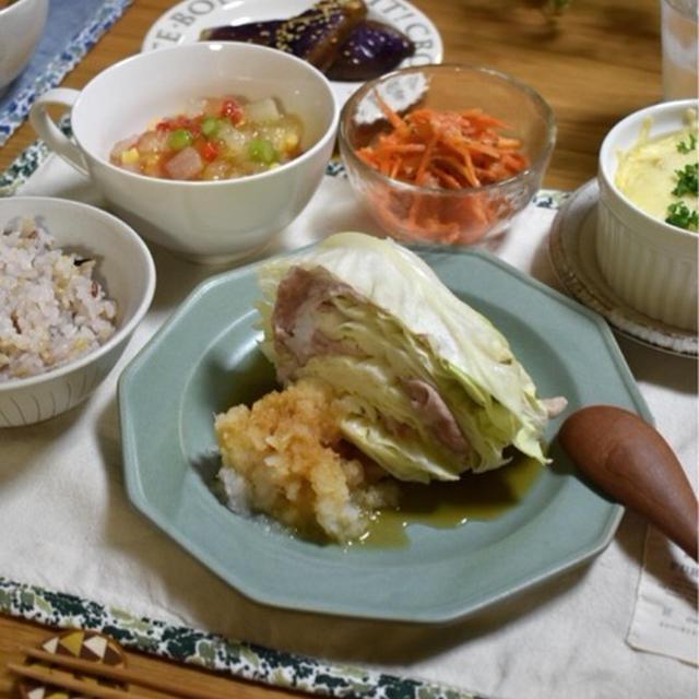 野菜を美味しく食べよう!野菜のジュレ♪人参のツナサラダ♪