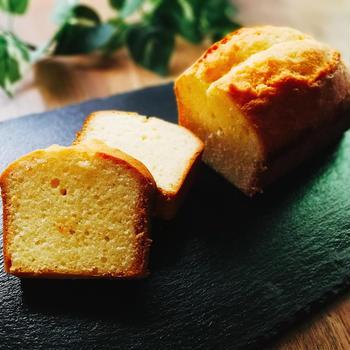 混ぜるだけで簡単!基本のバニラパウンドケーキレシピ
