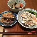 土鍋で調理した筑前煮♡男川よりモノ思ふ…☆