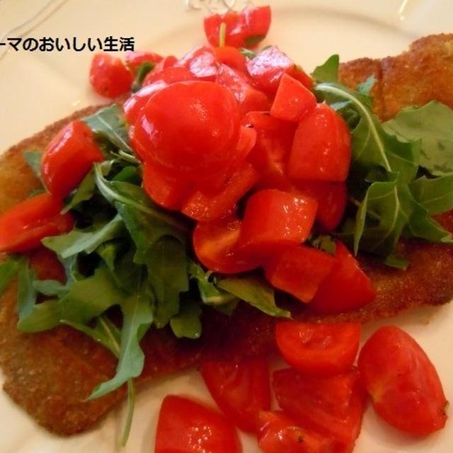 コトレッタ・ディ・ヴィテッロ とんかつソースがなくてもおいしいイタリア版カツレツ~