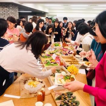 1/19「食べる」と「暮らし」を考える『TURNSカフェさっぽろ圏』でトークとケータリングします