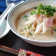1食50円!5分で出来るチャンポン風もやし麺